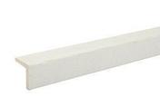 Angle prépeint section 27,5x27,5mm long.2,50m blanc - Moulures - Menuiserie & Aménagement - GEDIMAT