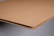 Dalle MDF (Fibre Moyenne Densité) Kronotec usinée sur les 4 côtés avec un profil dit ''Liquisafe'' ép.15mm larg.0.675m long.2.50m - Tuile CANAL coloris emporda - Gedimat.fr