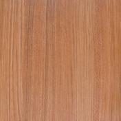 Feuille de stratifié HPL avec Overlay ép.0.8mm larg.1,30m long.3,05m décor Teck de Samoa finition Mat - Panneaux stratifiés et décoratifs - Bois & Panneaux - GEDIMAT