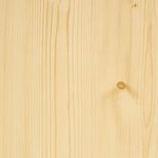 Panneau de Particule Surfacé Mélaminé (PPSM) ép.8mm larg.2,07m long.2,80m Pin d'Alep finition Velours Bois poncé - Panneaux mélaminés - Menuiserie & Aménagement - GEDIMAT