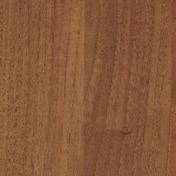 Feuille de stratifié HPL avec Overlay ép.0.8mm larg.1,30m long.3,05m décor Noyer Carya finition Velours bois poncé - Flexible de douche PVC renforcé STRIFLEX 1,50m chromé - Gedimat.fr