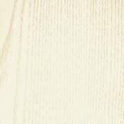 Panneau de Particule Surfacé Mélaminé (PPSM) ép.8mm larg.2,07m long.2,80m Frêne d'Amérique finition Légère structure bois - Induction 3 zones ACCESSION coloris noir - Gedimat.fr