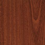 Feuille de stratifié HPL avec Overlay ép.0.8mm larg.1,30m long.3,05m décor Merbau Sapelli finition Velours bois poncé - Panneaux stratifiés et décoratifs - Cuisine - GEDIMAT