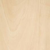 Feuille de stratifié HPL avec Overlay ép.0.8mm larg.1,30m long.3,05m décor Poirier Pyrus finition Velours bois poncé - Panneaux stratifiés et décoratifs - Cuisine - GEDIMAT