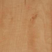 Feuille de stratifié HPL avec Overlay ép.0.8mm larg.1,30m long.3,05m décor Prunier Valais finition Velours bois poncé - Panneaux stratifiés et décoratifs - Cuisine - GEDIMAT