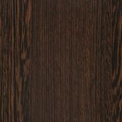 Feuille de stratifié HPL avec Overlay ép.0.8mm larg.1,30m long.3,05m décor Wengue finition Velours bois poncé - Panneaux stratifiés et décoratifs - Cuisine - GEDIMAT
