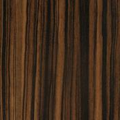 Panneau de Particule Surfacé Mélaminé (PPSM) ép.8mm larg.2,07m long.2,80m Makassar finition Velours Bois poncé - Panneaux mélaminés - Menuiserie & Aménagement - GEDIMAT