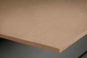 Panneau MDF ép.8mm larg.2,07m long.2,80m - Arêtier ornemental de 40 coloris rouge naturel - Gedimat.fr