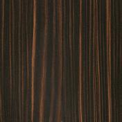 Feuille de stratifié HPL sans Overlay ép.0.8mm larg.1,30m long.3,05m décor Ebêne du Gabon finition Velours bois poncé - Panneaux stratifiés et décoratifs - Cuisine - GEDIMAT