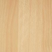 Panneau de Particule Surfacé Mélaminé (PPSM) ép.8mm larg.2,07m long.2,80m Hêtre Sylvatica finition Velours Bois poncé - Panneaux mélaminés - Menuiserie & Aménagement - GEDIMAT