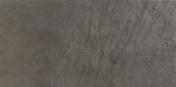 Carrelage pour sol en grès cérame émaillé coloré dans la masse PIZARRA larg.31,6cm long.63,2cm coloris grafito - Plinthe carrelage pour sol en grès cérame émaillé BYBLOS larg.8cm long.60cm coloris grey - Gedimat.fr