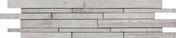 Décor Muretto carrelage pour mur en grès cérame émaillé BETONAGE larg.15cm long.60cm coloris gris - Carrelages sols intérieurs - Cuisine - GEDIMAT