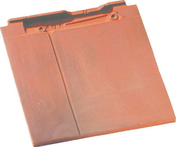 Tuile et 1/2 fin gauche à recouvrement BEAUVOISE coloris ardoise - Platoir à gréser semelle ABS renforcée poignée plastique 30x14cm - Gedimat.fr