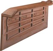 Rive individuelle droite à emboîtement CASTEL coloris rouge ancien - Mortier pour joints minces de carrelage WEBER.JOINT FIN sac 10kg Gris perle - Gedimat.fr