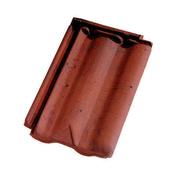 Tuile DELTA 10 coloris rouge nuance - Parquet bambou massif VERTICAL CARAMEL VERNI ép.12mm larg.96mm long.960mm - Gedimat.fr