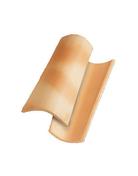 Tuile CANAL CHARENTAISE couvert coloris rethaise - Contreplaqué CTBX tout Okoumé OKOUPLEX ép.35mm larg.1,22m long.2,50m - Gedimat.fr
