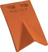 Tuile châtière passe-barre PLATE 17x27 + grille coloris Chevreuse - Câble électrique unifilaire cuivre H07VU section 1,5mm² coloris noir en bobine de 5m - Gedimat.fr