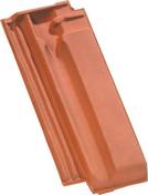 Demi-tuile TERROISE coloris vieilli masse - Chevêtre ULYSSE section 17x20 cm long.3,60m - Gedimat.fr