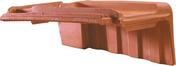 Rive à rabat droite à emboîtement TERROISE/AUXOISE coloris vieilli masse - Chevêtre ULYSSE section 17x20 cm long.3,60m - Gedimat.fr