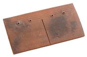 Tuile courte d'égout et de faîtage pour NEOPLATE coloris rouge nuance - Poutrelle en béton PERFORMANCE 136SE haut.13cm larg.10cm long.4,60m - Gedimat.fr