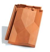 Tuile DIAMANT coloris flammé rustique - Doublage isolant PREGYTHERM R= 0,60 Hydro BA10+20 plaque de plâtre PREGYDRO + PSE Graphite TM ép.10+20mm larg.1,20m long.2,50m - Gedimat.fr