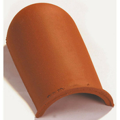 About d'arêtier conique à emboîtement coloris vieilli masse - Tuile OMEGA 10 coloris vieilli masse - Gedimat.fr