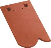 Tuile et 1/2 droite ALSACE LISSE 16x38 droite coloris rouge ancien - Bloc-porte FUJI haut.2,04m larg.73cm gauche poussant revêtu mélaminé finition gris basalte - Gedimat.fr