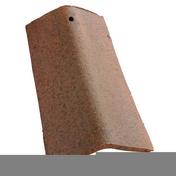 Arêtier cornier coloris vieillie chateau - Porte d'entrée PVC PVC BORDEAUX avec isolation totale de 140mm gauche poussant haut.2,00m larg.90cm blanc - Gedimat.fr