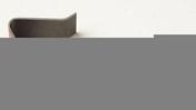 Crochet F4 faitière lisse à emboîtement - Faîtière à emboîtement avec clip RESIDENCE coloris brun artésien - Gedimat.fr