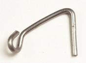 Crochet F3 faitière angulaire à emboîtement - Tuiles et Accessoires - Couverture & Bardage - GEDIMAT