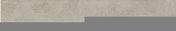 Plinthe carrelage pour sol en grès émaillé ORLON CIMENT larg.8cm long.40cm coloris anthracite - Carrelage pour sol en grès cérame ORLON CIMENT dim.40x40cm coloris anthracite - Gedimat.fr
