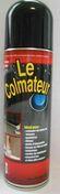 Spray Bitumeux d'étanchéité LE COLMATEUR 405ml coloris noir - Etanchéité des terrasses - Couverture & Bardage - GEDIMAT