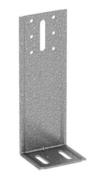 Equerre de bardage ABC ép.2,5mm larg.52mm long.65/178mm - Quincaillerie d'ameublement - Quincaillerie - GEDIMAT