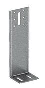 Equerre de Bardage 65x198x52x2,5mm - Quincaillerie d'ameublement - Quincaillerie - GEDIMAT