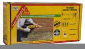 Traitement de mur KIT PRO SIKAMUR INJECTOCREAM 3 cartouches de 300ml - Protection des façades - Matériaux & Construction - GEDIMAT