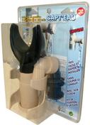 Kit collecteur PREMIUM CAPT'EAU rond pour Récup'O coloris sable - Récupération d'eau de pluie - Aménagements extérieurs - GEDIMAT