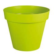 Pot TOSCANE rond diam.80cm haut.66cm 192L vert - Pot TOSCANE rond diam.80cm haut.66cm 192L rose fushia - Gedimat.fr