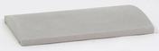 Couvertine béton arrondie ép.5cm larg.30cm long.50cm ton gris - Enduit de parement traditionnel PARDECO TYROLIEN sac de 25kg coloris R104 - Gedimat.fr