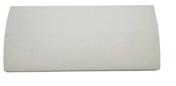 Couvertine béton arrondie ép.5cm larg.23cm long.50cm ton pierre - Poutre en béton précontrainte PSS LEADER section 20x20cm long.59,0m - Gedimat.fr