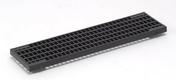 Grille caillebotis acier DRAINYL CP 100 ép.2cm larg.13,4cm long.50cm pour caniveau DRAINYL CP 100/H110 - Caniveaux - Matériaux & Construction - GEDIMAT