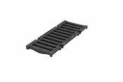 Passerelle fonte DRAINYL PRO 150 ép.2,5cm larg.20cm long.50cm pour caniveau DRAINYL PRO 150 - Caniveaux - Matériaux & Construction - GEDIMAT