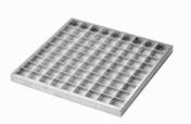 Grille caillebotis acier à emboitement GRE 30 int.28,7x28,7/ext.32x32cm pour regard RM30 int.30x30/ext.36x36 - Bois Massif Abouté (BMA) Sapin/Epicéa non traité section 80x160 long.9,50m - Gedimat.fr