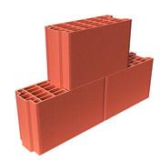 Brique en terre cuite CALIBRIC ép.20cm haut.31,4cm long.50cm - Brique en terre cuite CALIBRIC d'angle ép.20cm haut.31,4cm long.50cm - Gedimat.fr