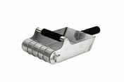 Roulette CALIBRIC larg.20cm pour briques rectifiées - About de rive Shed droit pour tuiles TERREAL coloris vieilli terroir - Gedimat.fr