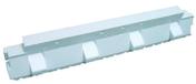 Rupteur en polystyrène moulé ISORUTPEUR DB RL17 entraxe de 60cm long.1,20m haut.17cm - Bloc de béton cellulaire chainage d'angle long.60cm haut.25cm ép.20cm - Gedimat.fr