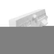 Rupteur en polystyrène moulé ISORUTPEUR HB60 RT16 entraxe de 60cm long.60cm haut.16cm - Entrevous EMX ECO VS long.1,20m haut.13cm - Gedimat.fr