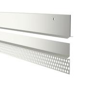 Profil de joint d'étage FERMACELL POWERPANEL HD gerbe mixte profil haut et profil bas long.2,50m - Profilés pour plaques de plâtre - Isolation & Cloison - GEDIMAT