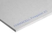 Plaque fibres-gypse FERMACELL FIREPANEL A1 BD ép.15mm larg.1,20m long.2,00m - Plaques de plâtre - Isolation & Cloison - GEDIMAT