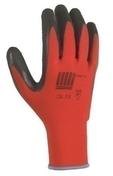 Gant tous travaux rouge et gris taille 10 - Jonction de dilatation pour gouttière PVC corniche moulurée NICOLL OVATION 28 JND28S coloris sable - Gedimat.fr