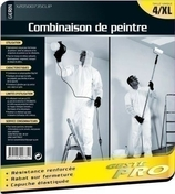 Combinaison de peintre jetable - Enduit de parement traditionnel PARDECO TYROLIEN sac de 25kg coloris R01 - Gedimat.fr